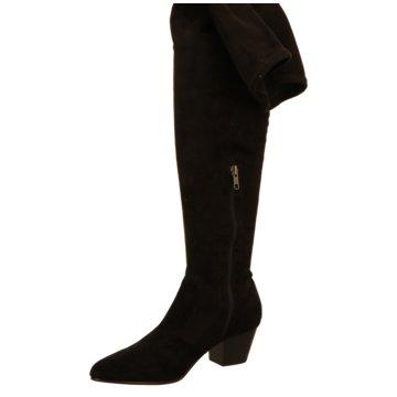 Ash Modische Stiefel schwarz