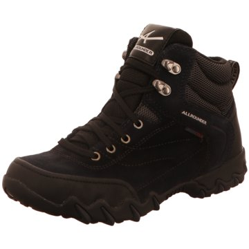 Allrounder by Mephisto Outdoor Schuh grau