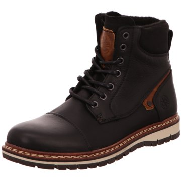 Bullboxer Boots Collection schwarz
