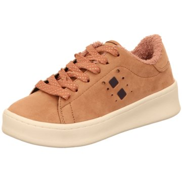 Mundart Sneaker Low braun