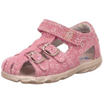 Richter Kleinkinder Mädchen rosa