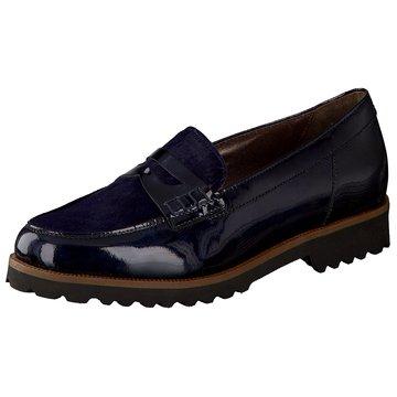 Gabor Business Slipper blau
