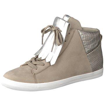 Gabor Sneaker Wedges beige