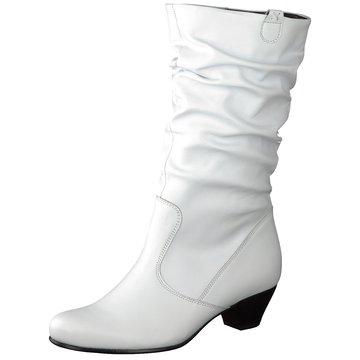 Gabor Klassischer Stiefel weiß