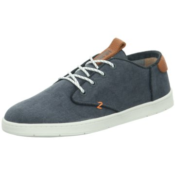 Hub Sneaker Low blau