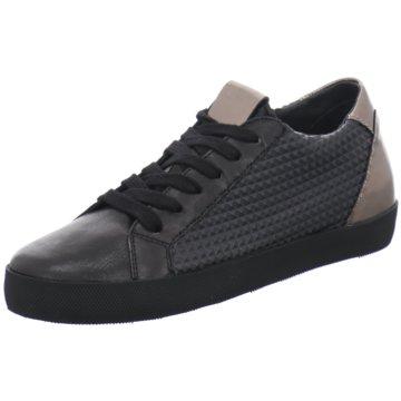 Donna Carolina Modische Sneaker schwarz