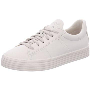 Esprit Sneaker Low weiß