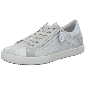 Remonte Sneaker Low silber
