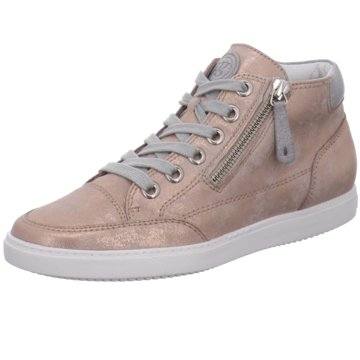 Paul Green Sneaker High rosa
