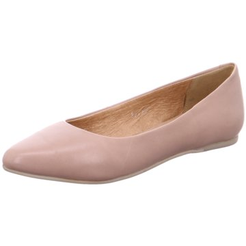 SPM Shoes & Boots Modische Ballerinas rosa