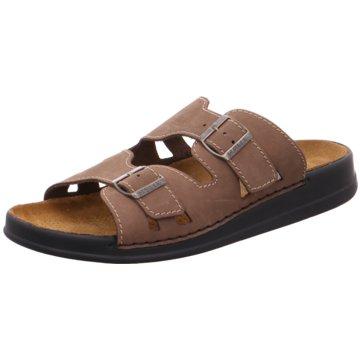 Helix Komfort Schuh braun