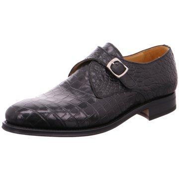 Berwick 1707 Business Slipper schwarz
