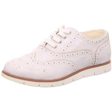 Hengst Footwear Klassischer Schnürschuh weiß