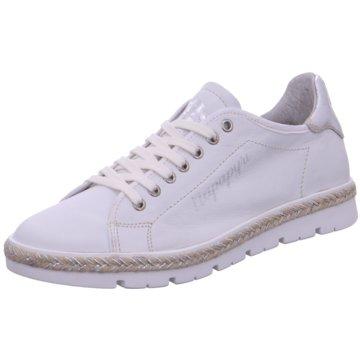 Napapijri Sneaker Low weiß