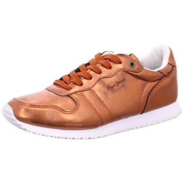 Pepe Jeans Sneaker Low orange
