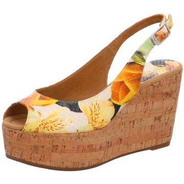 Unisa Modische Sandaletten bunt