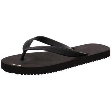 Flip-Flop Zehentrenner schwarz