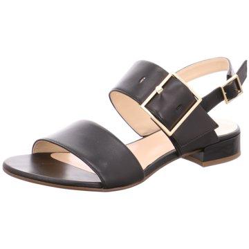 Högl Modische Sandaletten schwarz