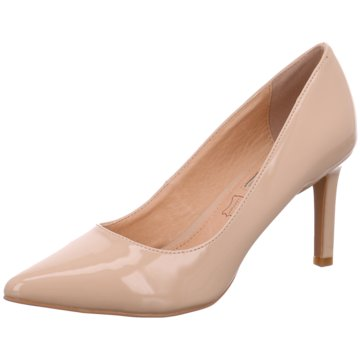 Buffalo Modische Pumps beige