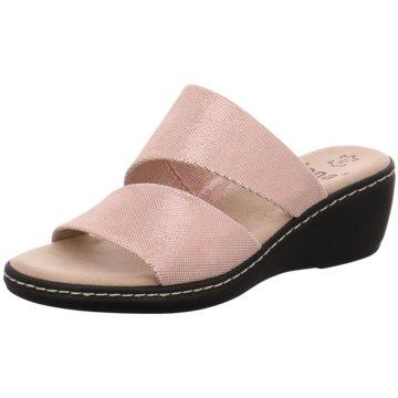 Jana Komfort Pantolette rosa
