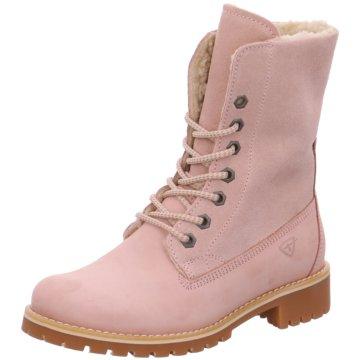 Tamaris Winter Secrets rosa