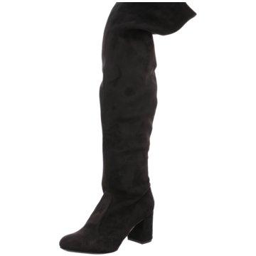 Esprit Overknee Stiefel schwarz