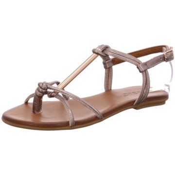 Inuovo Modische Sandaletten silber
