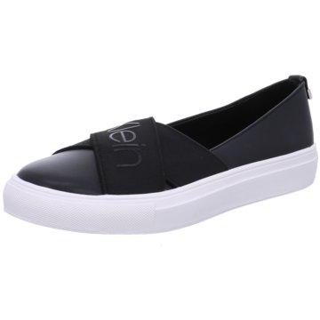 Calvin Klein Klassischer Slipper schwarz