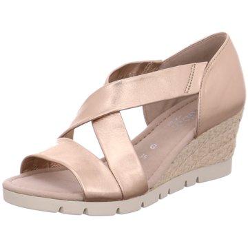 Gabor Komfort Sandale rosa