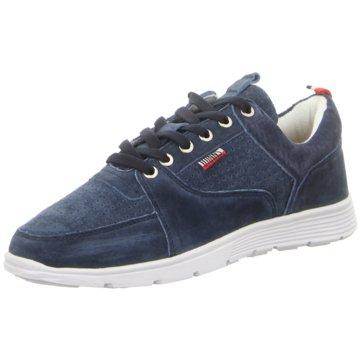 Djinns Sneaker Low blau