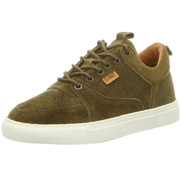 Djinns Sneaker Low oliv