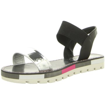 Coolway Plateau Sandalette silber
