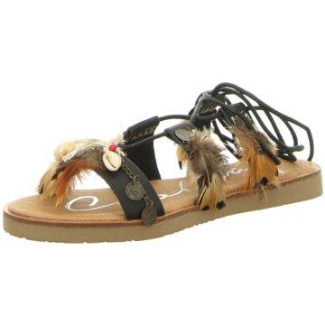 Coolway Sandale schwarz