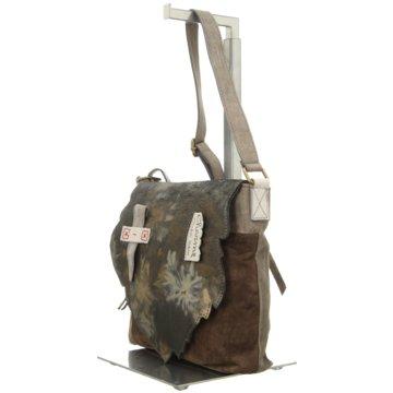 Charme Handtasche braun
