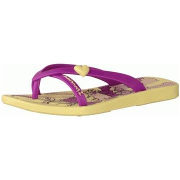 Ipanema Offene Schuhe gelb