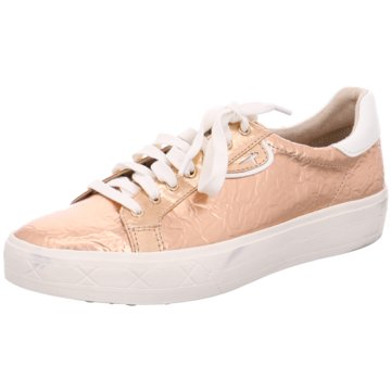 Tamaris Sneaker Low gold