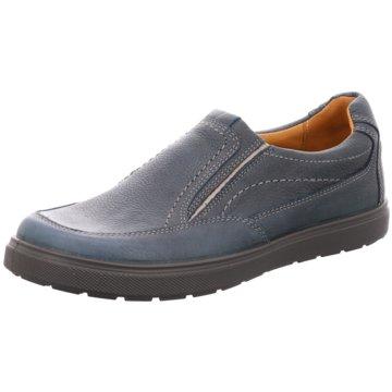 Jomos Komfort Slipper blau