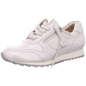 Hassia Sneaker Low weiß
