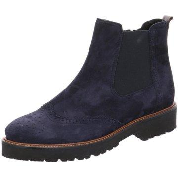 Semler Chelsea Boot blau