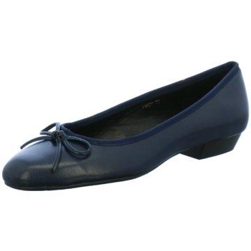 Wong Klassischer Ballerina blau