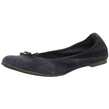 s.Oliver Faltbarer Ballerina blau