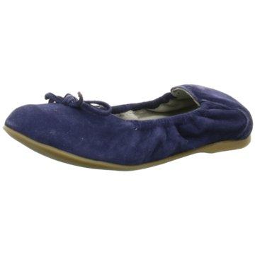 Legero Ballerina blau