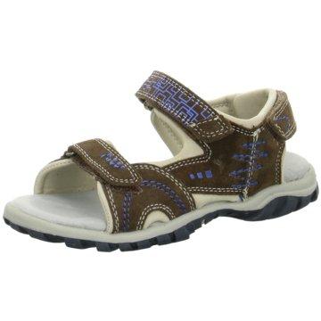 Indigo Sandale braun