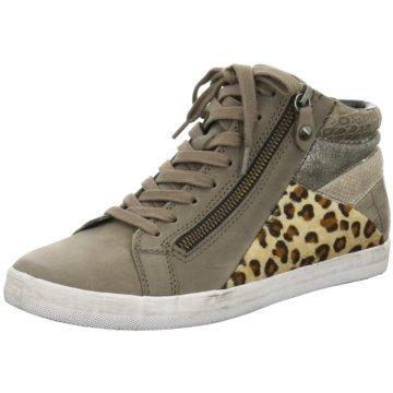 Gabor Sneaker High grau