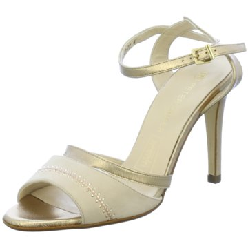 Peter Kaiser Modische High Heels gold