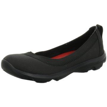 CROCS Komfort Slipper schwarz