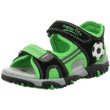 Legero Offene Schuhe grün