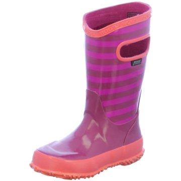 BOGS Gummistiefel pink
