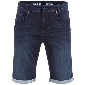 MAC Jeans Shorts blau