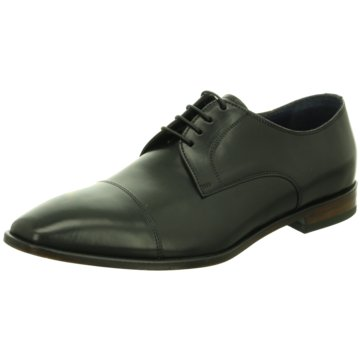 Henry Parker Business Outfit schwarz